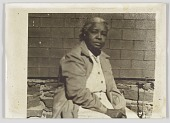 view Photographic print of an unidentified woman digital asset number 1