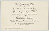 view Ticket for Prospect Junior High School graduation digital asset number 1