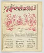 view <I>Weekend, Volume 9, Number 52</I> digital asset number 1