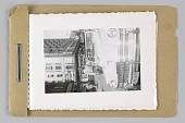 view Packet of four black and white photographs and one negative digital asset number 1