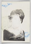 view Photographic print of unidentified woman digital asset number 1