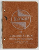 view Notebook owned by Maxine Sullivan digital asset number 1