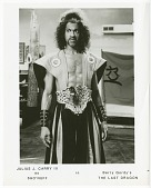 view Photograph of Julius Carry as Sho'nuff from the film The Last Dragon digital asset number 1