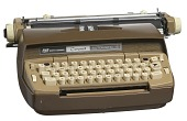 view Coronet Automatic 12 electric typewriter owned by Robert Churchwell digital asset number 1