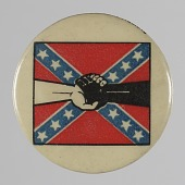 view Pinback button for the Southern Student Organizing Committee digital asset number 1