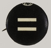 view Pinback button for the National Urban League digital asset number 1