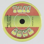 view Pinback button for Tuff Gong digital asset number 1