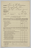 view Report card for English III belonging to David Williams digital asset number 1