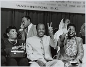 view <I>Mayor Marion Barry & Betty Shabazz</I> digital asset number 1