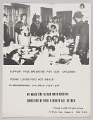 view Poster for the Young Lords Breakfast Program digital asset number 1