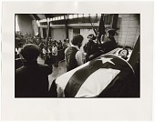view Photograph of Julio Roldan's funeral at the People's Church digital asset number 1