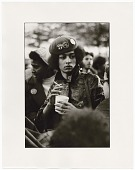 view Photograph of Denise Oliver, Young Lords Party digital asset number 1