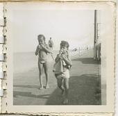 view Digital image of Taylor family children seaside on Martha's Vineyard digital asset number 1