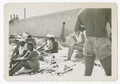 view Digital image of Taylor family members at the beach on Martha's Vineyard digital asset number 1