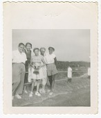 view Digital image of Taylor family members posing on Martha's Vineyard digital asset number 1