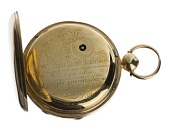 view Pocketwatch inscribed to William Lloyd Garrison from George Thompson digital asset number 1