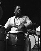 view <I>Dizzy Gillespie - on conga drums - Convention Hall, Atlantic City, N.J. - 1980</I> digital asset number 1