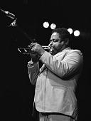 view <I>Dizzy Gillespie - Convention Hall, Atlantic City, N.J. - 1980</I> digital asset number 1