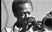 view <I>Miles Davis - Harvard University, Cambridge, Mass. - 1970</I> digital asset number 1