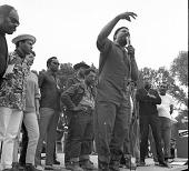 view <I>Hosea Williams & Lou Rawls - Resurrection City, Wash., D.C. - 1968</I> digital asset number 1