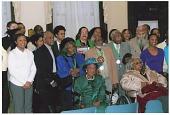 view Digital image of Tulsa Race Massacre survivors with Dorothy Height digital asset number 1