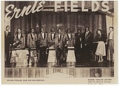view Digital image of Ernie Fields and His Orchestra digital asset number 1