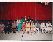 view Digital image of Tulsa Race Massacre survivors at Mt. Zion Baptist Church, Tulsa digital asset number 1