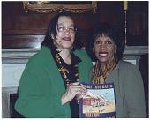 view Digital image of Eddie Faye Gates and Representative Maxine Waters digital asset number 1