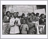 view <I>Free Huey/Free Bobby Rally, San Francisco, California, 1970</I> digital asset number 1
