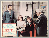 view Lobby card for the film Guess Who's Coming to Dinner? digital asset number 1