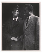 view Photograph of Malcolm X and Kenneth Kaunda shaking hands digital asset number 1