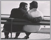 view <I>Couple on Beach, Coney Island</I> digital asset number 1