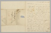 view Letter to Reverend David Selden from his son David Selden digital asset number 1
