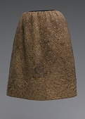 view Quilted petticoat digital asset number 1