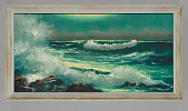 view <I>Rough Surf Crashing Ashore</I> digital asset number 1
