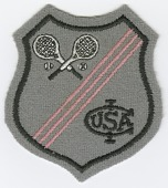 view Patch for the International Lawn Tennis Club of the United States digital asset number 1