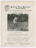 view <I>American Tennis Association Executive Bulletin No. 19</I> digital asset number 1