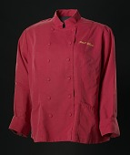 view Chef jacket worn by Leah Chase digital asset number 1