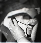 view <I>Una Sewing Co-op - Black Dolls A</I> digital asset number 1