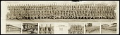 view Photograph of World War II soldiers from Company D, 8th Battalion, Ft. Belvoir digital asset number 1
