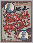 view <I>Rusco & Hockwald's Famous Georgia Minstrels' Song Album</I> digital asset number 1