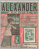 view <I>Alexander Don't You Love Your Baby No More?</I> digital asset number 1