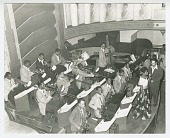 view Photograph of Billy Eckstine conducting his band digital asset number 1