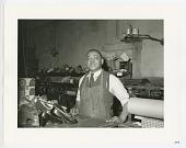 view Photographic print of cobbler John Warren Ashmon digital asset number 1