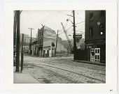 view Photographic print of Fullerton Street and Wylie Avenue in Pittsburgh digital asset number 1