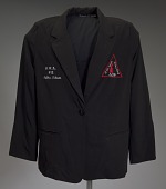 view Black Delta Sigma Theta jacket owned by Tobi Douglas A. Pulley digital asset number 1