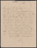 view Letter from Nelson Jordan to Julia Womack with an envelope digital asset number 1