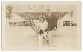 view Photographic print of Eunice Jackson and Owen William digital asset number 1