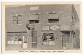 view <I>Peoples Drug Company, A. J. Latimer, Prop., Tulsa, Oklahoma</I> digital asset number 1