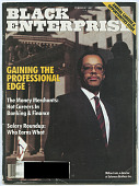 view <I>Black Enterprise, Volume 17, No. 7</I> digital asset number 1